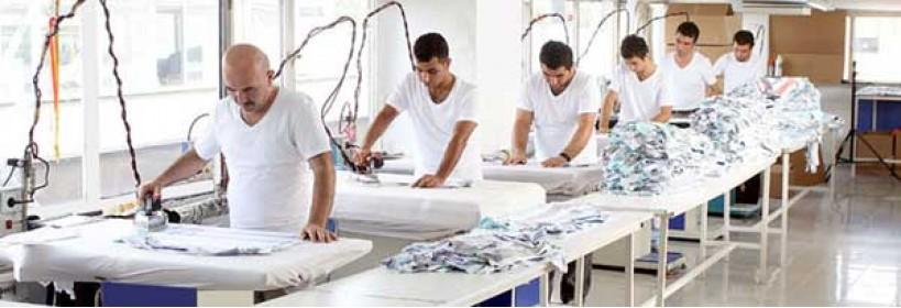 lacoste polya yaka tişört imalatı
